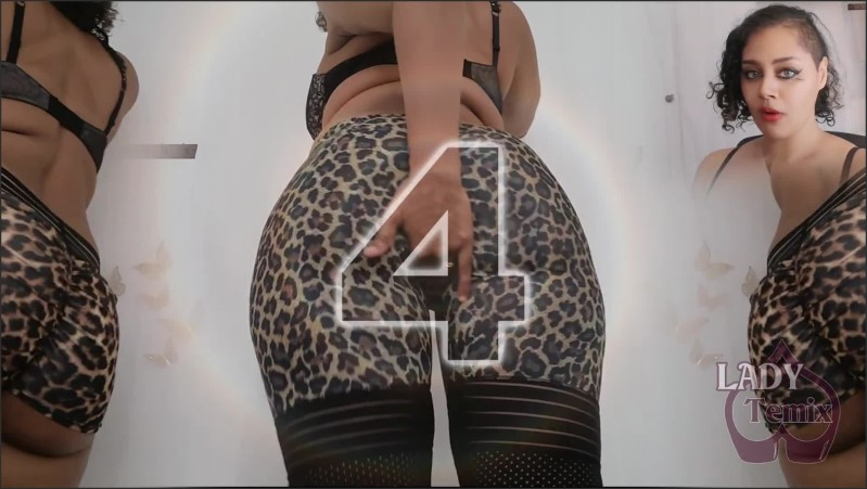 [Full HD] Latina Findom Mesmerizes You With Her Ass  - Lady Temix - -00:07:39 | Fetish, Conditioning - 226,2 MB