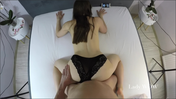 Lady Wow Must Watch Weird Pussy Sound Pov Doggy Creampie Amateur Couple Lady Wow