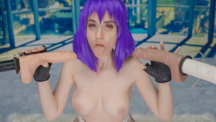 [4K Ultra HD] Lana Rain The Lengths Motoko Will Go For Intel - Lana Rain - ManyVids-00:23:41   Cosplay, Gangbangs - 2,1 GB