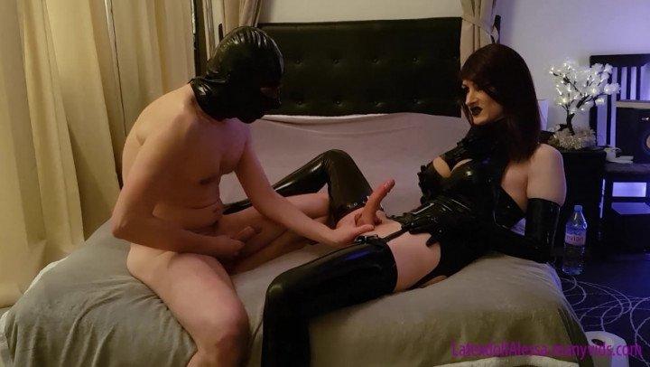 Latexdoll Alessa A Sluty Slave Dream