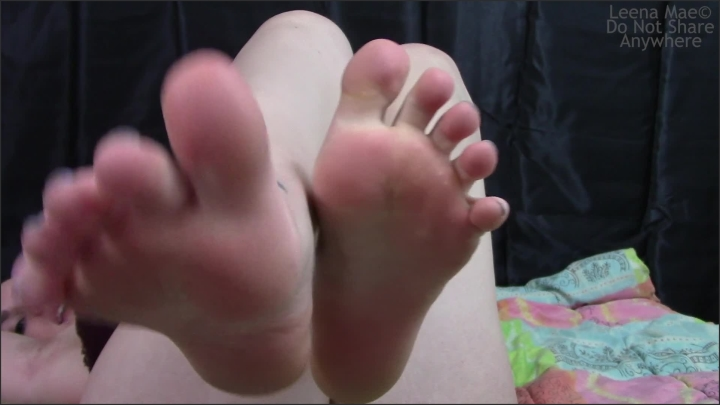 [Full HD] Cum To My Pointed Toes - Leena Mae - - 00:07:30 | Soles, Pov Foot Worship, Teen - 291,5 MB