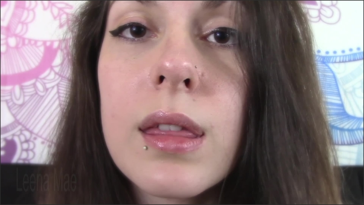 [Full HD] Mesmerized Into Submission Asmr - Leena Mae - - 00:08:11 | Brunette, Fetish - 315,9 MB
