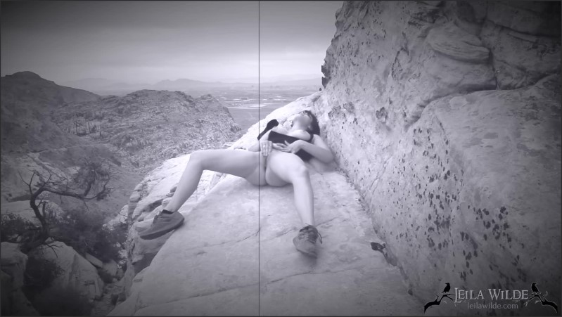 [Full HD] Mountaintop Masturbation Silent Film - Leila Wilde - -00:07:19 | Amateur, Silent Film - 179,6 MB