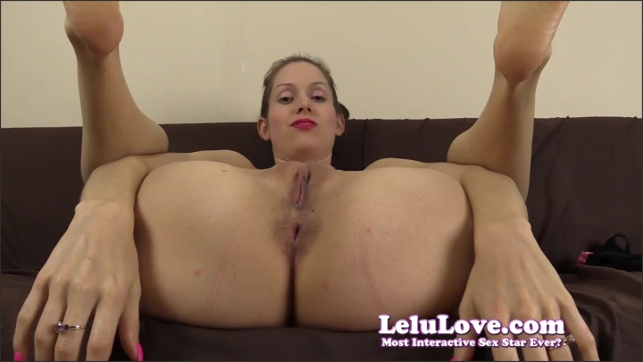 Lelu Love Lick My Feet And My Puckering Asshole Po
