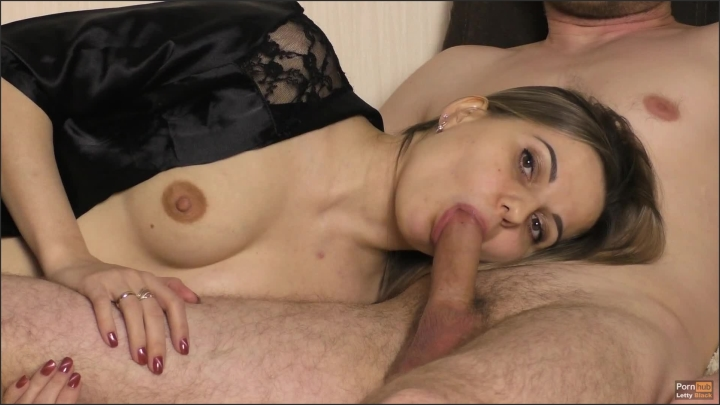[Full HD] No Hands Sensual Blowjob Letty Black - Letty Black - - 00:17:26 | Cum Mouth, Cumshot - 341 MB