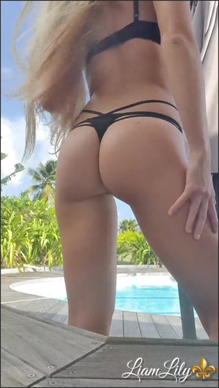 [SD] Sexy Teen Striptease And Dirty Talk - LiamLily - - 00:12:00 | Sexy Teen Striptease, Long Blond Hair, 18 Years Old Amateur - 215 MB