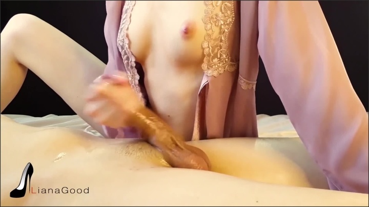 Young Russia Beauty Teases Cock And Does Not Let The Guy Cum Gentle Femdom