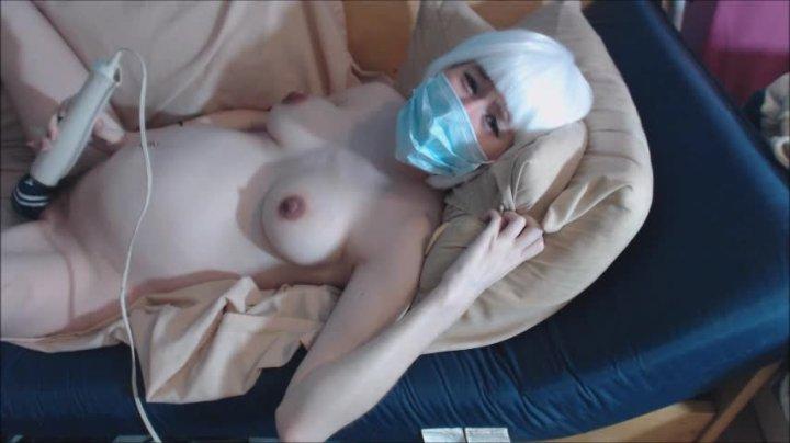 Lillian Isley Masked Beautiful Agony