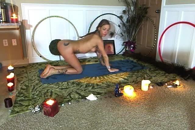 Lillian Rose Naked Yoga