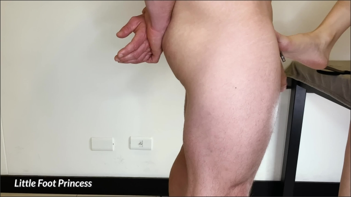 [WQHD] Foot Worship And Cum Eating From My Shoes Little Foot Princess - Little Foot Princess - - 00:14:50 | Amateur, Slave Cum Eating - 277,8 MB