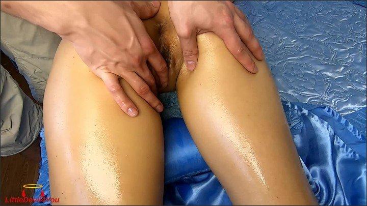 [Full HD] Teen Multiple Orgasam Oil Massage Littledevil4You - LittleDevil4You - - 00:18:09   Young, Blonde, Massage - 1,3 GB