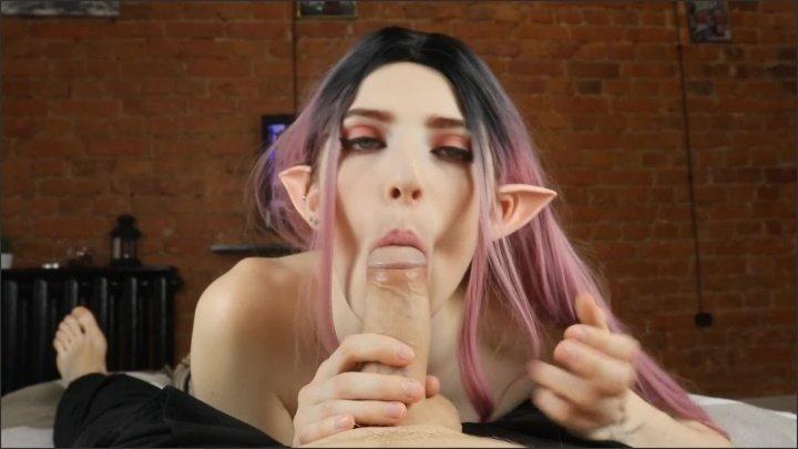 Submissive Elf Fulfills All The Desires Of Her Master Pov Littlereislin