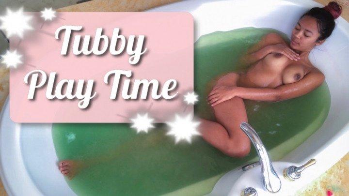 Littlesquirtles Bathtub Play Time