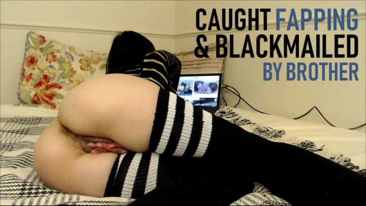 Liz Lovejoy Sister Blackmailed By Little Brother