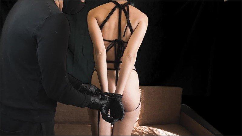 [Full HD] Shibari Bondage Cum On Tits And Masturbation Pussy Coronovirus Mode Full  - LizaLize - -00:24:17 | Small Tits, Masturbate - 453,9 MB