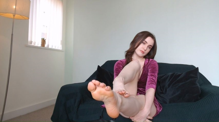 Lola Rae Uk Foot Pervert Joi