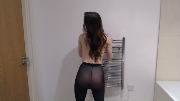 Lola Rae Uk Jerk Your Cock To My Tights