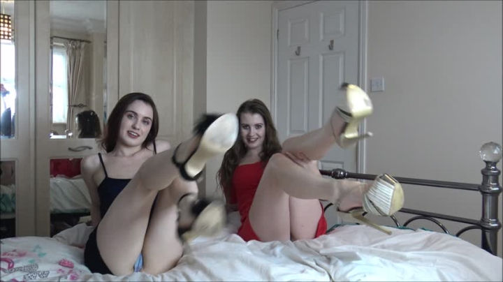 Lola Rae Uk Lola And Brook Worship Our Feet