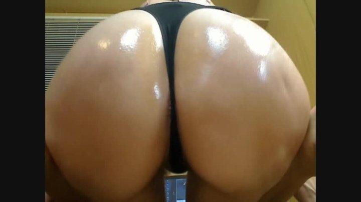 Longtoesally 7 10 18 Big Phat Oiled Ass Joi