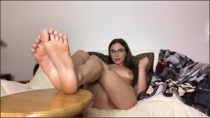 Lucy Scott Foot Fetish Joi Cum On Me