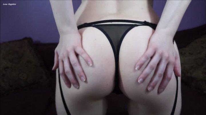 Luna Sapphire Body Worship Joi