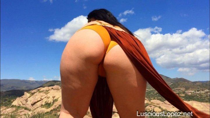 Luscious Lopez Booty Mountain