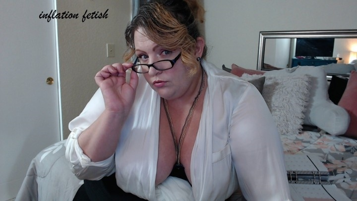 Lusciousrose69 Hot Teacher Inflation Experimentation