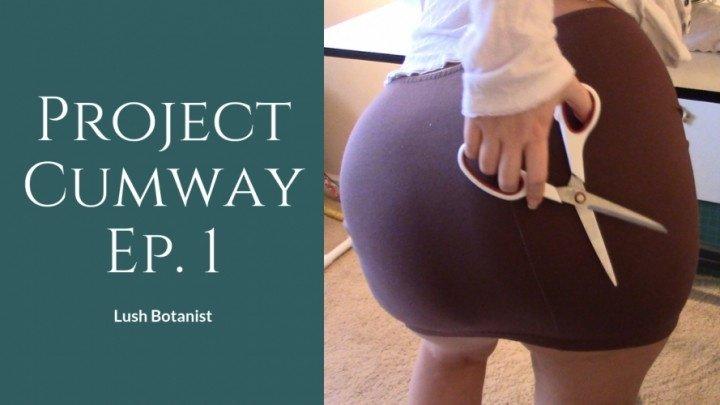 Lushbotanist Project Cumway Ep 1