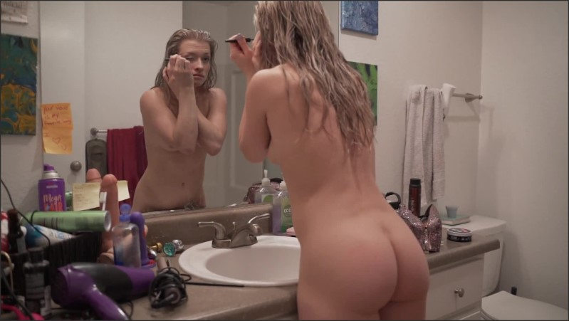 [Full HD] Spying On Cute 19 Year Old Babe After Shower - Lush_And_Stoner - -00:17:44 | Pov, Most Beautiful Girl, My Hot Step Sister - 386 MB