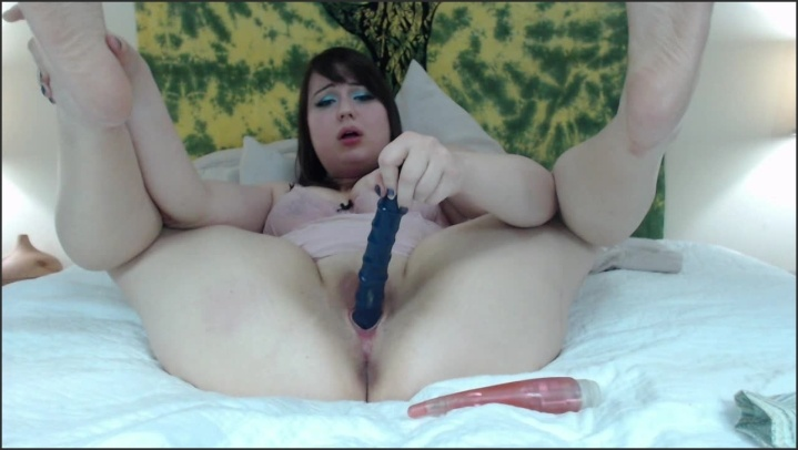 Mix Yharnamqueen  First Anal Training Video Ever