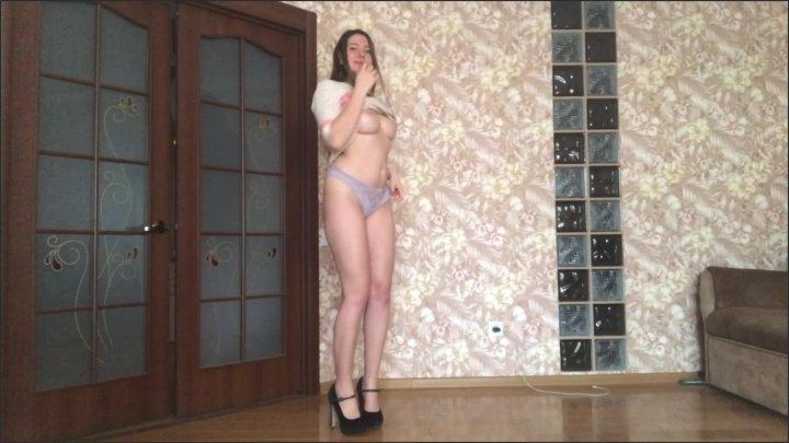Olivia Fox Free Hot Flexing Muscles Strip