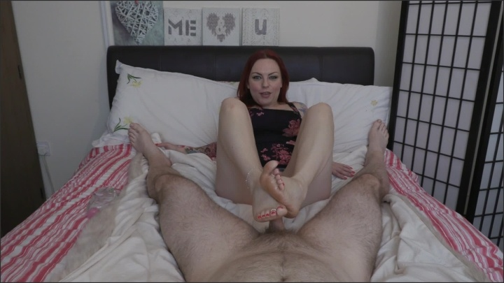 Purelyfantasy Mommy Takes Your Foot Job Virginity
