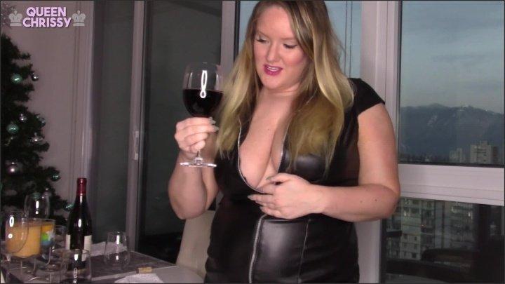 Queen Chrissy Pt 7 12 Day Of Chrissymas Drinking December