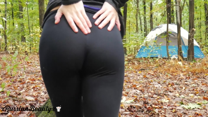 Madison Marz Outdoor Camping Farts Compilation