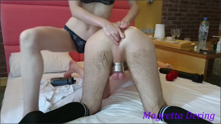 [Full HD] Magretta Dering Anal Fisting Of Hot Male Slut In Hotel Magretta Dering Femdom  - Magretta Dering -  - 00:12:41 | Bisexual Male, Anal Plug Insertion - 150,1 MB