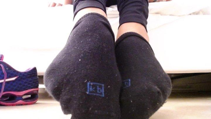 Makayla Divine Play With My Dirty Socks