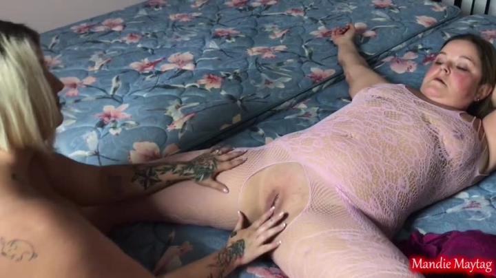 Mandie Maytag Beaten Bruised Pussy Gets The Fist