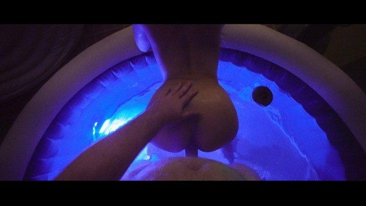 Mariajadestudiosllc Late Night Fuck In A Hot Tub Hd