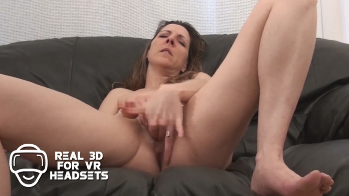 Marie Madison Real Orgasms In Real 3D For Vr
