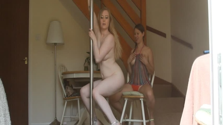 Masiedee Satine Gives Me A Lap Dance