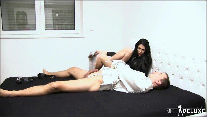 [Full HD] Ruinierter Orgasmus F R Mein Cuckold - MeliDeluxe - -00:06:50 | German Teen, Hardcore, Cuckold - 143,3 MB