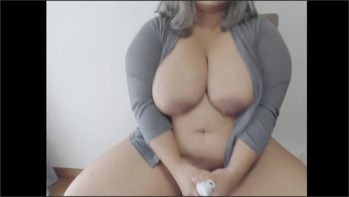 [HD] Horny Bbw Squirts All Over Chair - Mila Loves - - 00:11:53   Big Ass, Squirt While Fucking, Orgasm - 88,6 MB