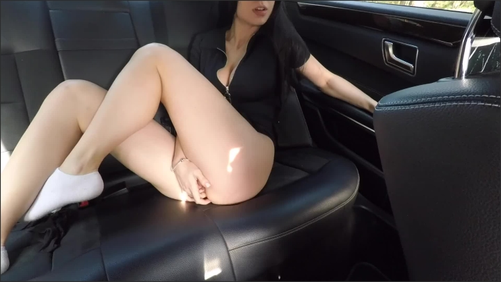 Hot Girl Masturbating On Back Seat Of The Car And Wasn T Caught Mini Diva
