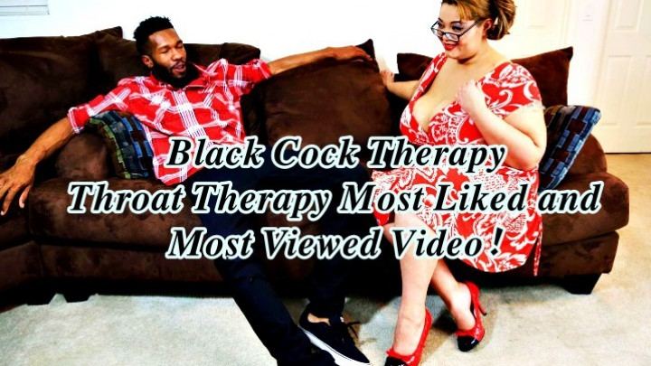 Miss Lingling Bbw Bbc Blackcock Therapy Throat Therapy