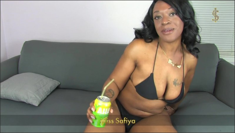 [Full HD] Burping In A Black Bikini - Miss Safiya - -00:06:02 | Black, Big Tits, Bikini Fetish - 120,7 MB