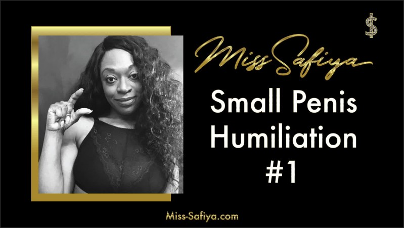 [Full HD] Small Penis Humiliation 1 Audio Only - Miss Safiya - -00:10:13 | Erotic Audio, Amateur - 42,8 MB