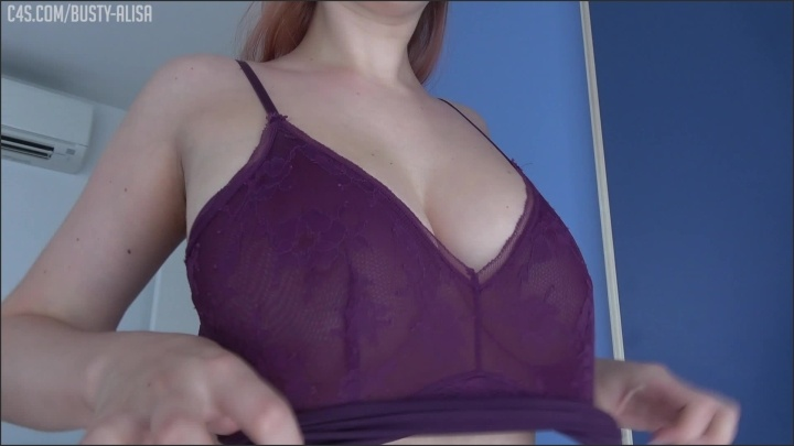 Missalisa Dropping Big Tits Out Of 5 Bras