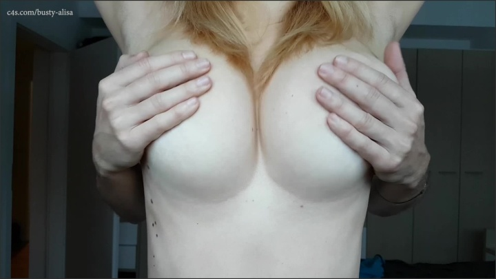 Missalisa He Plays With My Big Tits
