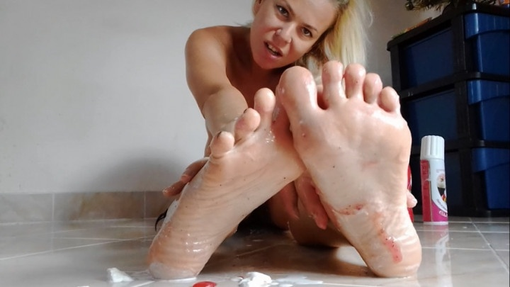 Missanja Sweet And Sticky Feet And Toes Sucking