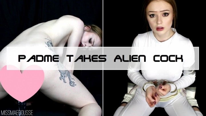Missmaerousse Padme Takes Alien Cock